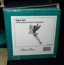 WDCC Disney PETER PAN 1996 Special Edition Tinkerbell Ornament EMPTY STORAGE BOX