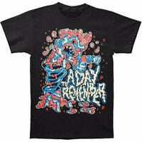 A Day To Remember Mens Jack In The Box Cotton Black Men S-5XL T-Shirt Funny B...