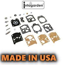 Carburettor Repair Kit, Replace Walbro K20-WAT, WT Carb Diaphragm Gasket Needle