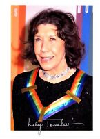 Lily Tomlin Autographed 8 x 10 in. Photo