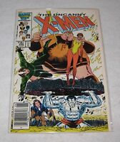 The Uncanny X-MEN #206 (June 1986, Marvel Comics)