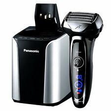 Panasonic ES-LV95-S Wet/Dry 5-Blade Arc5 Electric Shaver w/Clean &Charge Station