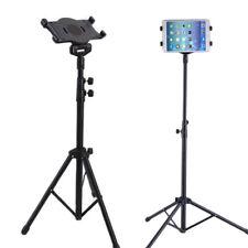 For iPad Mini Pro Tripod Mount Universal Tablet Adjustment Floor Stand Holder