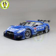 1:18 EBBRO 81045 Nissan GT R GT500 2016 Rd.1 Okayama No.12 Diecast Model Car