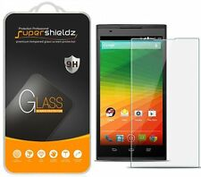 Supershieldz Tempered Glass Screen Protector Saver for ZTE Zmax (T-Mobile)