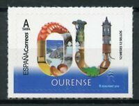 Spain 2019 MNH Ourense 12 Months Stamps 1v S/A Set Architecture Tourism Stamps