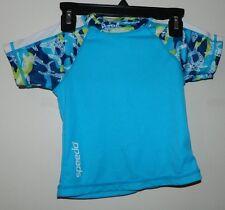 Baby Boy Speedo Baby Swimwear short Sleeve Solid Animal Print Size S 1-2 years
