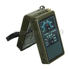 10 in 1 Multifunction Compass Tool Kit Outdoor Survival Military Camping Hiking