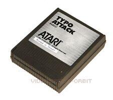 TYPO ATTACK für Atari 400, 800, XL und XE als Cartridge RX 8057