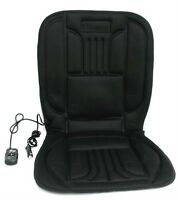 AUTO SITZHEIZUNG + MASSAGEKISSEN Sitzauflage Sitz Massageauflage Heizung 12V PKW