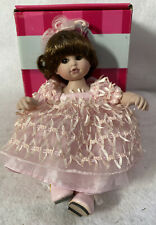 "Marie Osmond Tiny Tots Doll ~ 5.5"" BABY ABIGAIL   ~ EUC in Box"