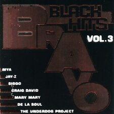 Bravo Black Hits 03 (2000) Craig David, Underground Project, Mya, Desti.. [2 CD]