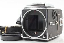 【MINT】 Hasselblad 503CW ISO 3200 Type IV Film Back Acute Matte D Screen Japan 52