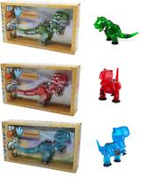 Stikbot Mega Dino Carnotaurus Colours May Vary Prehistoric Dinosaur