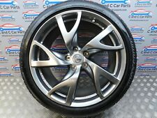 "NISSAN 370Z RAYS FORGED 19"" ALLOY WHEEL REAR  10J     488 27/6"