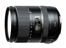 TAMRON zoom lens 28-300 mm F 3.5 - 6.3 Di VC PZD Canon A 010 E JAPAN NEW
