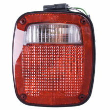 New Jeep Wrangler Yj Tj 91-97 Black Tail Light Lh Driver Side  X 12403.13