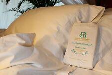 SLEEP & BEYOND CERTIFIED ORGANIC STANDARD/QUEEN CHEMICAL FREE PILLOWCASES