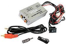 Veba Con Cable Fm Modulador Transmisor avfm-mod01 Coche Ipod Iphone Iso Din Mp3 Aux