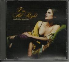 MADELEINE PEYROUX I'm All right PROMO RADIO CD Single
