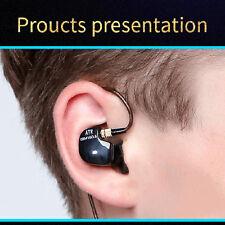 KZ HiFi Sport Headphones ATE ATR Copper Driver In-Ear Earphones For Running