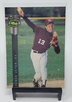 1992 Classic Four Sport Yankees HOF Star DEREK JETER Rookie Baseball Card - Nice