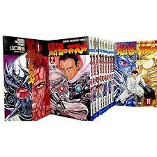 KAKUGO NO SUSUME APOCALYPSE ZERO 1-11 JAPANESE ANIME MANGA COMIC BOOK SET F/S