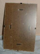 Kleiner randloser Bilderhalter mit Glas matt 10 x 15 cm