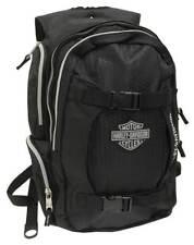 Harley-Davidson Bar & Shield Equipt Multi-Functional Backpack, 99419-Black