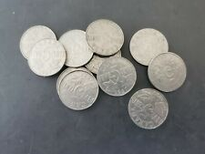 1927 CANADA  5 Cent Nickel Coin KING GEORGE V - 1 coin from this lot