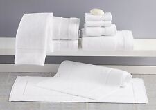 24~ XL White Supima Bath Towels, PURE by 1888 Mill, Made in the USA