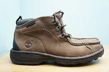 Timberland Carlsbad Mens Size 6.5 Brown Leather Gore-Tex Ankle Boots Trainer