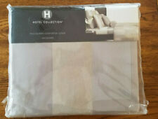 hotel collection bricks duvet cover queen size