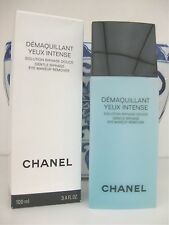 Chanel Demaquillant Yeux Intense Gentle Biphase Eye Makeup Remover 3.4 Oz