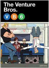 Venture Bros: Season 6 - 2 DISC SET (2016, REGION 1 DVD New)