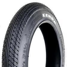 "KENDA Tyre 12"" 12-1/2x2-1/4"" 30cm Kids BMX Pram 85psi Max K912 SMOOTH BLACK"