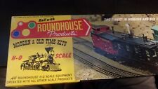 HO Scale - Roundhouse-5035 - Undecorated Passenger - Pullman Business Car
