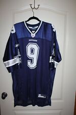 Dallas Cowboy Mesh Jersey - 9 on front ROMO on back - Size XXL