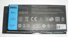 Dell FV993 11,1V 5400mAh Batterie pour Ordinateur Portable - Noire