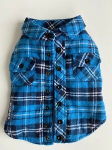Brand New Kazoo Dog Shirt Jacket XS