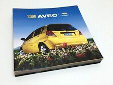 2006 Chevrolet Aveo Brochure