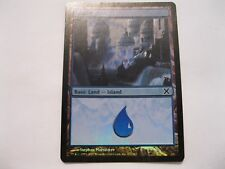 Island FOIL #371 10th  See Photos Free Ship MTG Ship US Only