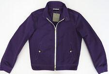 $1940 NEW TOM FORD Purple Lightweight Jacket Coat Size 48 EU 38 US Small S