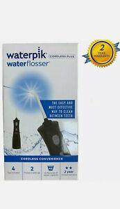 Waterpik Cordless Plus Water Flosser - Black WP462UK (GENUINE)