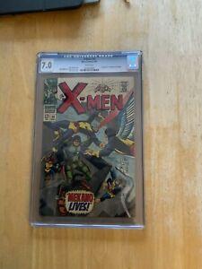 X-men 36 7.0 CGC 7.0