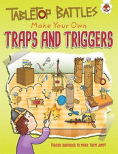 TABLETOP BATTLES-TRAPS & TRIGGERS BOOK NEW