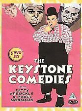 The Keystone Comedies 2006 3 Disc Box Set 2 Sealed Fatty Arbuckle Mabel Normand