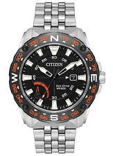 Citizen Eco-Drive AW7048-51E Mens PRT Grey Watch w/ Date