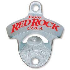 STARR x disfrutar de ROJO ROCK Cola Abrebotellas de Pared Montaje Pared EE.UU.