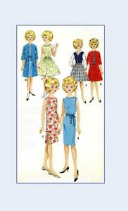 Doll Clothes Pattern 2931 Tammy Misty Bonnie Lorna Sindy Miss Clairol Jan Terry